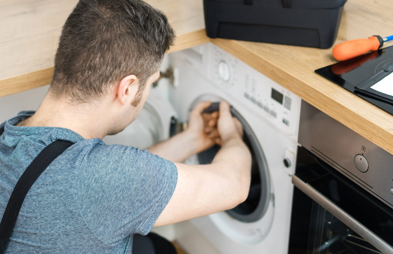 Reparatie wasmachine Enschede
